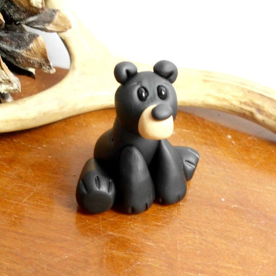 clay teddy bear how to make