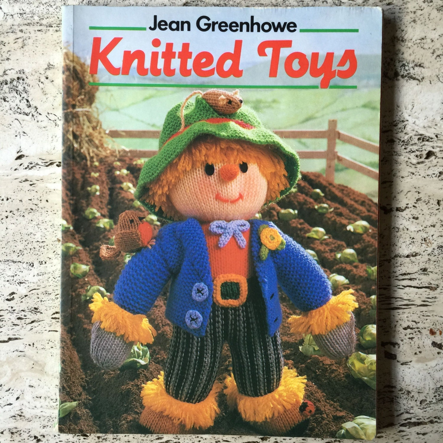 Knitting Patterns Toys Jean Greenhowe : Knitted toys jean greenhowe s