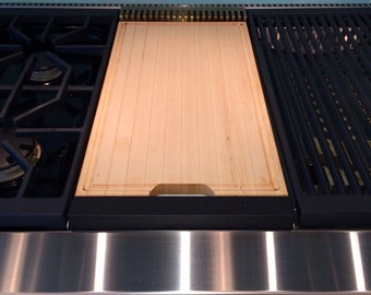 Hard Maple - Single Griddle - Cutting Board Free Shipping Wolf Thermador Viking