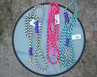 Medium Braided Convertible Dog Leash