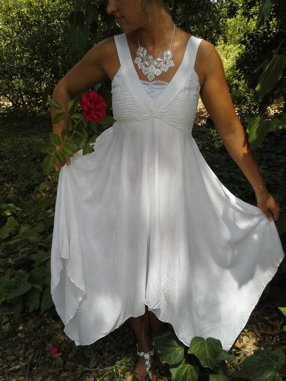Can You Dye An Ivory Wedding Dress White