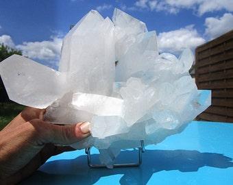 impressive rock crystal +++, Brazil