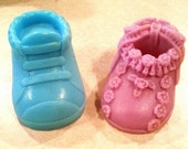 Custom Baby Shoe Soap - C...