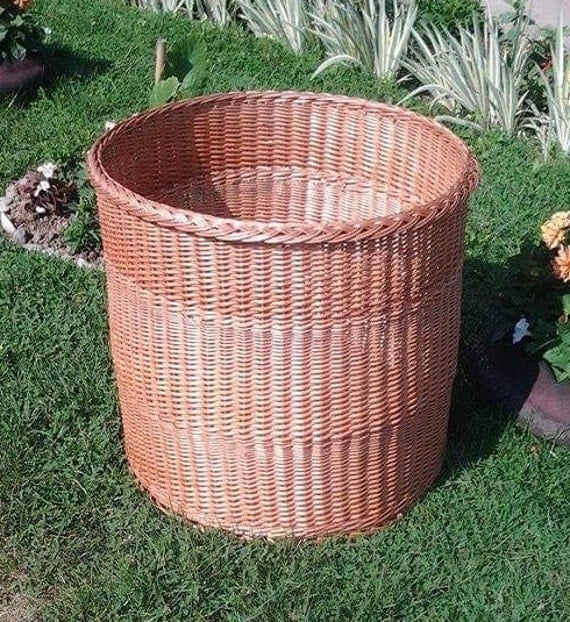 23 Large Hamper Basket Wicker Hamper Towel Hamper