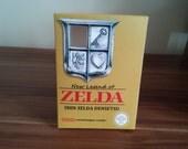 NES New Legend of Zelda  Shin Zelda Densetun ROM hack Repro Box NO Game Included