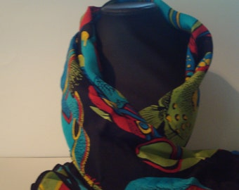 Vintage Echo scarf