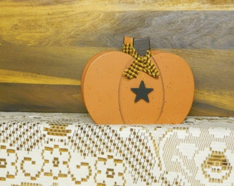 Pumpkin Napkin Holder
