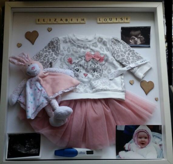 memory frame baby personalised keepsake photo items baby