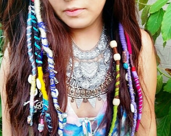 Princess Hippie Hair Wrap