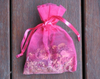 The Sachet of Love, Herbs, Crystals, Metaphysical, Magical Use, Spiritual, Metaphysical Herbs, Love, Self Love