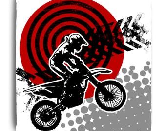 motocross bei etsy einem weltweiten marktplatz f r. Black Bedroom Furniture Sets. Home Design Ideas