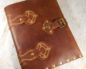 Medieval Leather Journal, Handmade Journal, Personalized Journal, Vintage journal, Diary, Notebook, Brown leather Journal, Personalized Gift