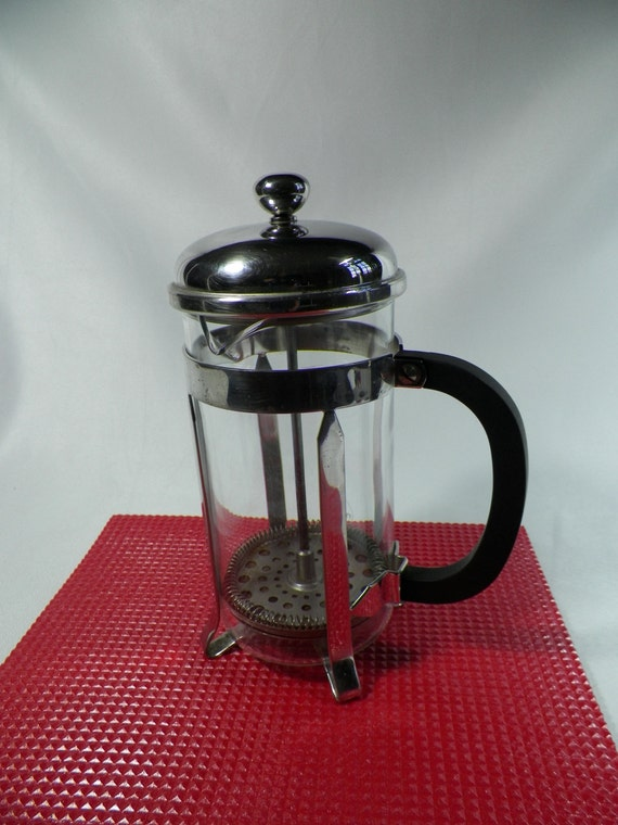 Cafeti re piston melior 8 tasses 1 litre mod le chambord - Utilisation cafetiere a piston ...