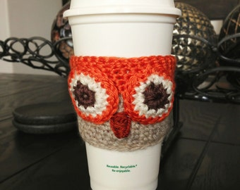 Cozy for reusable cup