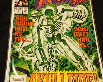1993 Marvel Comics X-Men 2099 #7 Comic Book