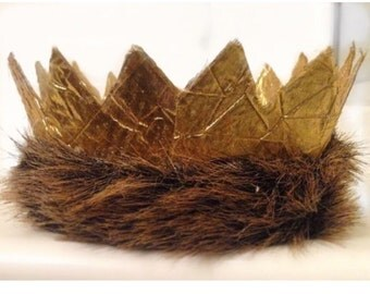 Adult Max where the wild things are crown
