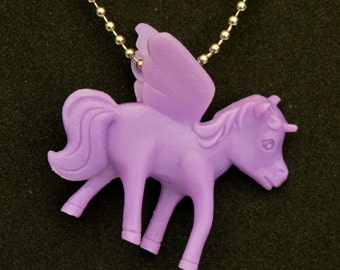 Whimsical animal necklaces