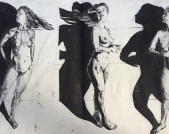 Etching Commission, Portraits, Objects, Landscapes etc