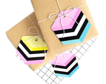 Licorice Allsorts Gift Tags