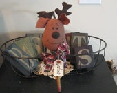 Christmas Decoration - Reindeer - Dasher