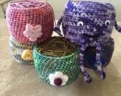 Yarn ball bags