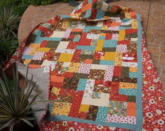 ON SALE - Road to Happiness Quilt