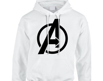 Avengers Pullover Hooded Sweater
