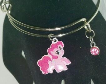 Kids My Little Pony Adjustable Bangle Bracelets