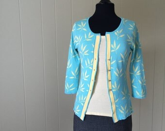 Bright Summer Cardigan