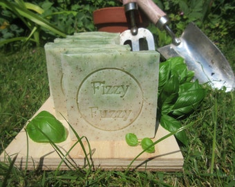 Gardener's Hand Therapy Soap with Shea Butter.
