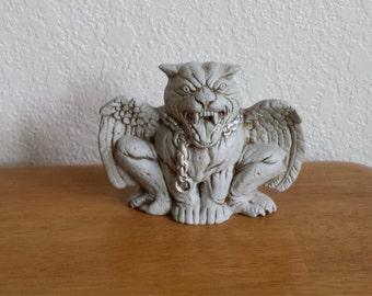 Ceramic Small Gargoyle (#223)