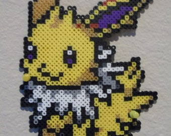 Perler Bead Jolteon, Pokemon #135