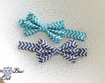 Adjustable Double Bow Tie for Boys