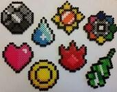 Kanto Region Gym Badges
