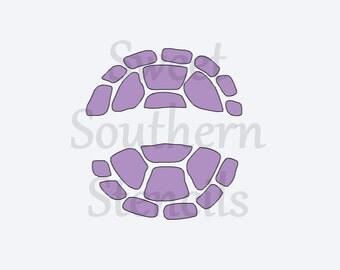 Turtle Shell Stencils