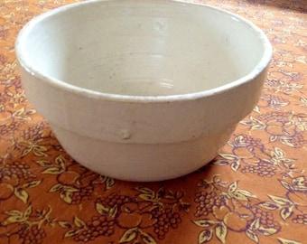 Primitive Pottery Bowl
