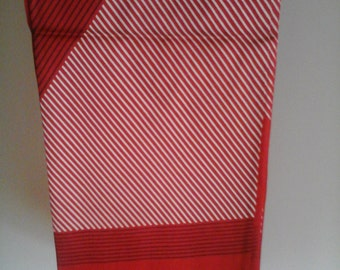 Man scarf 100% silk Made in Italy