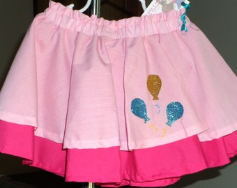 My Little Pony Pinkie Pie Circle Skirt Girls / Adults