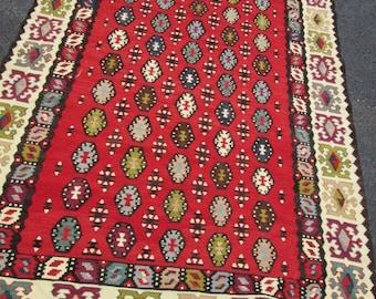 Antique Turkish Kilim.