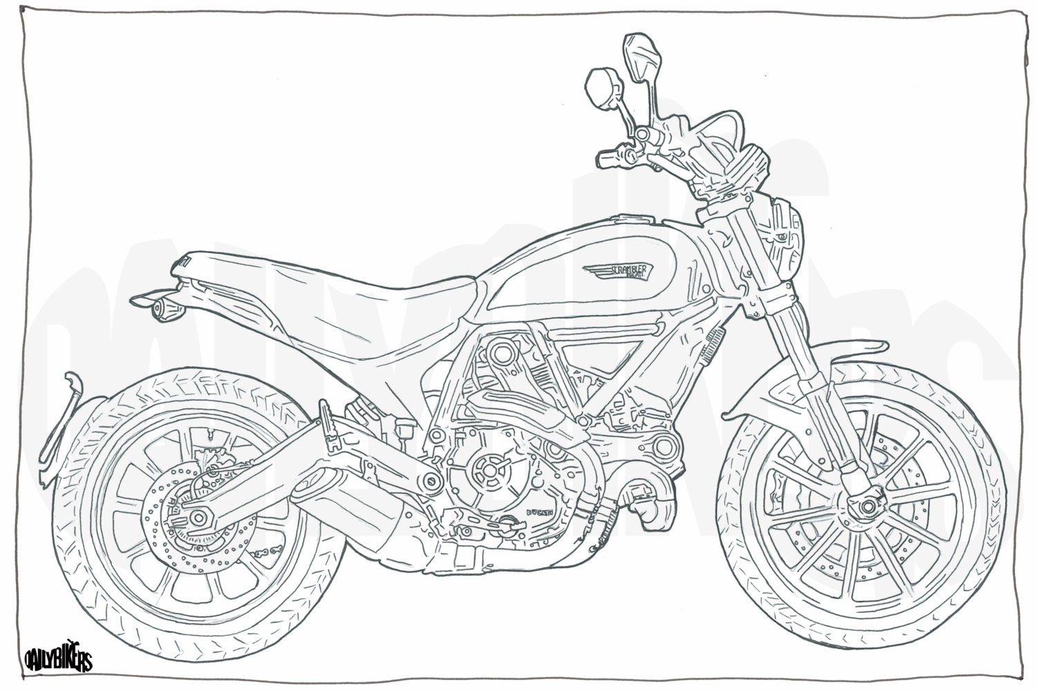 honda cbr 1000 coloring pages coloring pages