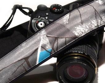 Camera Strap. DSLR SLR Camera Strap. Gray Camera Strap. Fashion Camera Strap. Holiday Gift.  Electronics Accessories