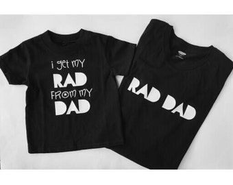 Rad Dad- daddy and me set