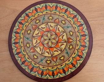 """8"""" Mandala Wall Art - """"Georgia"""""""