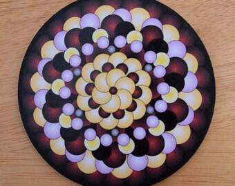 """5"""" Mandala Wall Art - """"Rosita"""""""