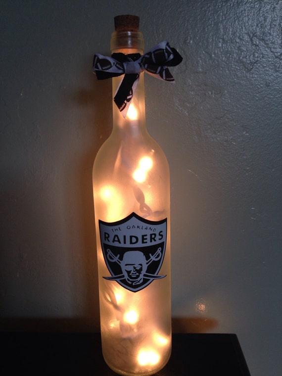 Oakland Raider light