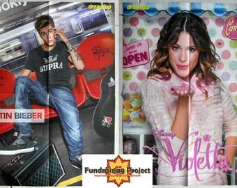 POST Justin Bieber / Violetta