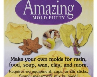 Alumilite Amazing Mold Putty Kit