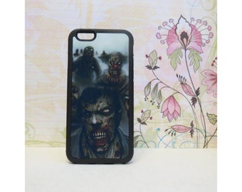 Zombies #1 - Rubber iPhone Case