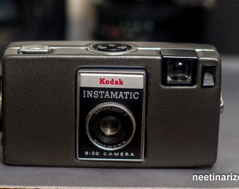 Kodak Instamatic Camera S-20