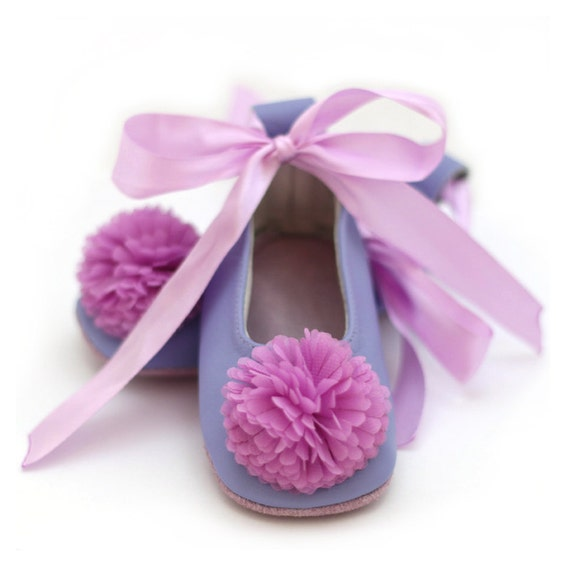 George Ballets Flats Pink Purple Sparkle Flowercute Ballet Flat Animal Print With Perfect Colors For Your Little Girl. Plus Added Sparkle For A Sure Hit With Your Sweet Girl.